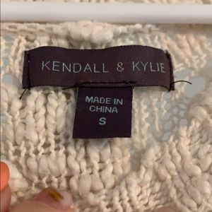 Kendall & Kylie Sweaters - Loose knit sweater